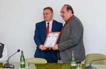 Визит директора Института славистики Дебреценского университета Йожефа Горетити